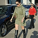 JLo Going for Twins?