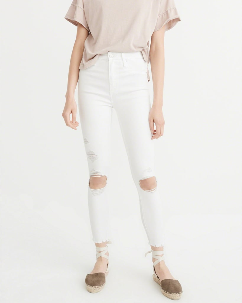 High-Rise Ankle Jeans Simone ($49, originally $88)