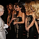 Celebrating the Diamond Jubilee with the Queen
