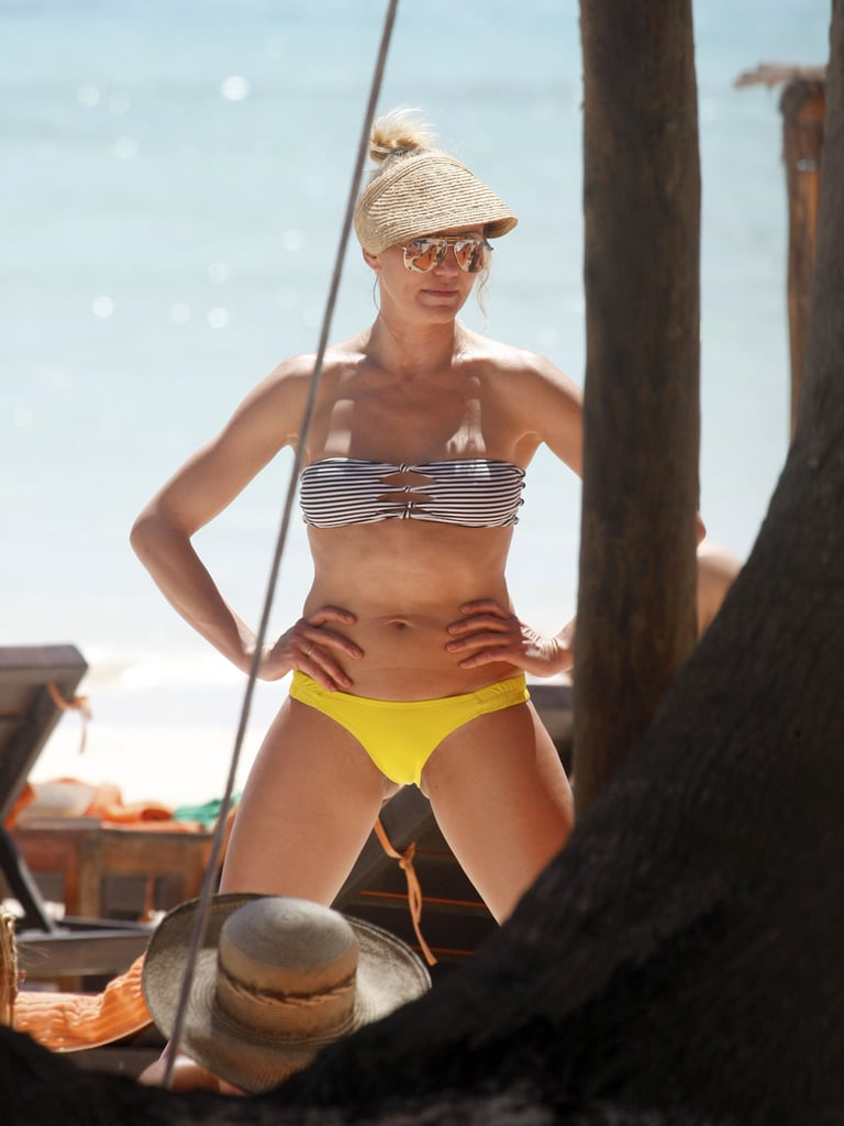 Cameron Diaz Celebrities In Bikinis Pictures