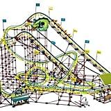 Knex Son Of Serpent Roller Coaster Set
