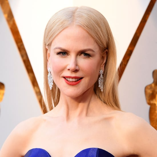 Nicole Kidman's Hair Products at the Oscars 2018
