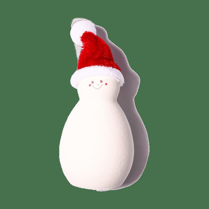 Baseblue Cosmetics Holiday Snowman Makeup Sponge