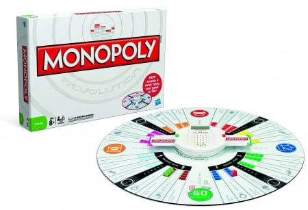 Modern Monopoly Board For Family Game Night?