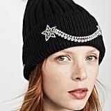 Jocelyn Motif Cuff Rib Hat