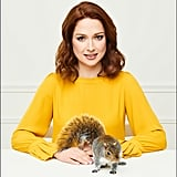 My Squirrel Days by Ellie Kemper, out Oct. 9