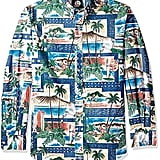 Reyn Spooner Long-Sleeved Hawaiian Shirt