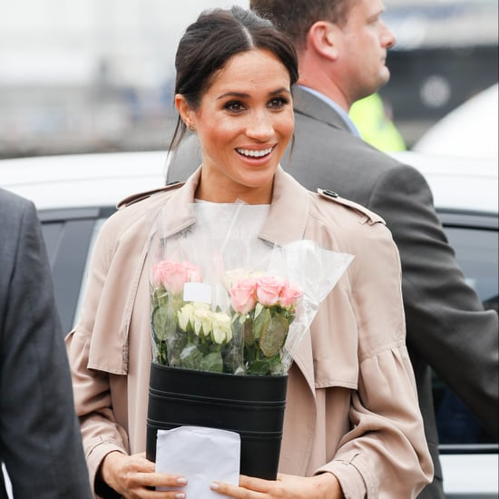 Meghan Markle Donates Baby Shower Flowers to Charity