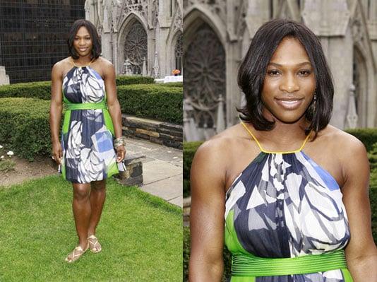 Celebrity Style: Serena Williams