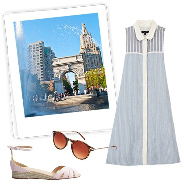 The 18 Must-Pack Essentials For an Urban Summer Getaway