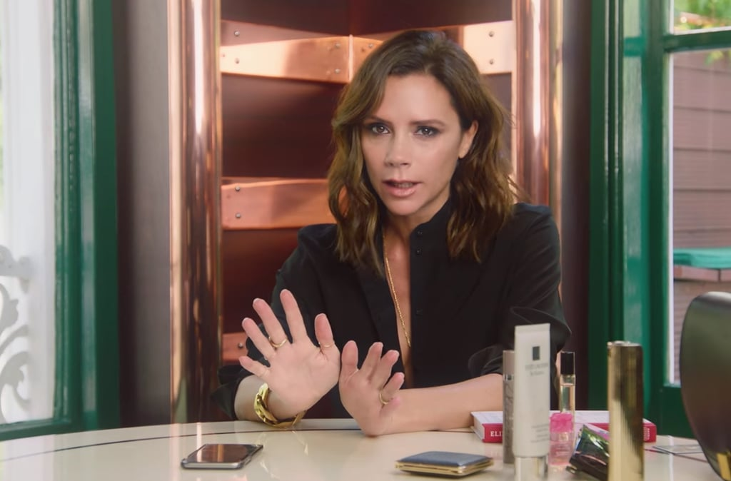 Victoria Beckham on What Is in Her Bag