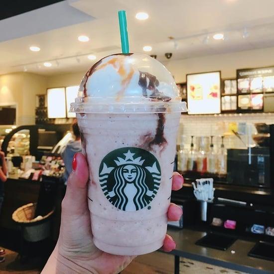 Starbucks Banana Split Frappuccino