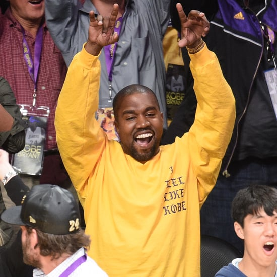 Celebrities at Kobe Bryant's Last Lakers Game April 2016
