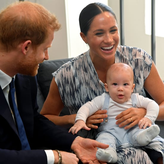 Archie Speaks in Meghan and Harry's First Spotify Podcast