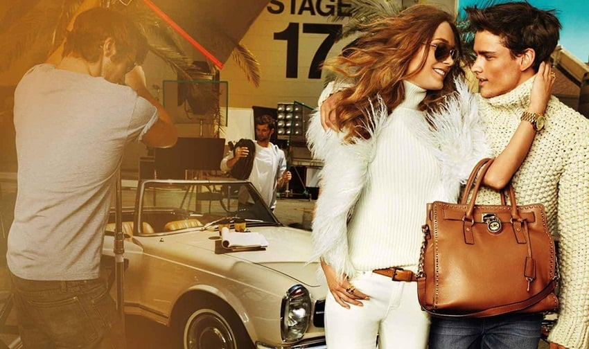 Michael Kors Fall 2012 Ad Campaign