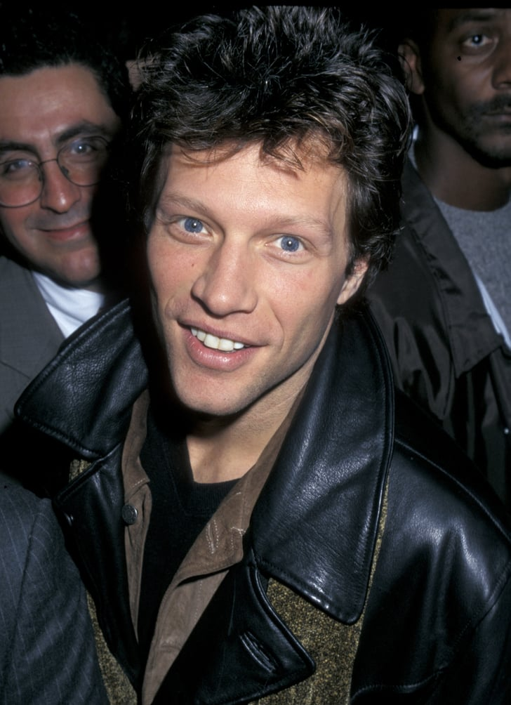 Jon Bon Jovi Enjoyed His Front Row Seat In 1997