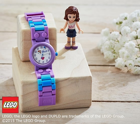 Olivia Lego Watch