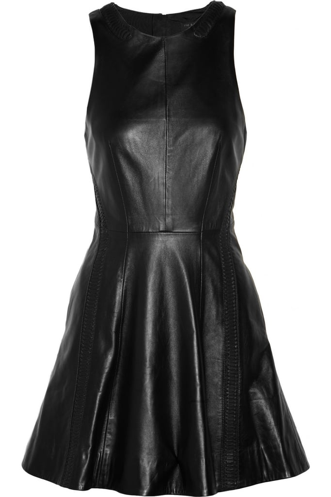 Now that I've resolved to adopt a new, edgier personal style, I think this  Rag & Bone Renard Leather Dress ($1,495) is a closet staple. I love the sophisticated shape, and it'll look so cool with a statement necklace and colorful heels. — Britt Stephens, assistant editor