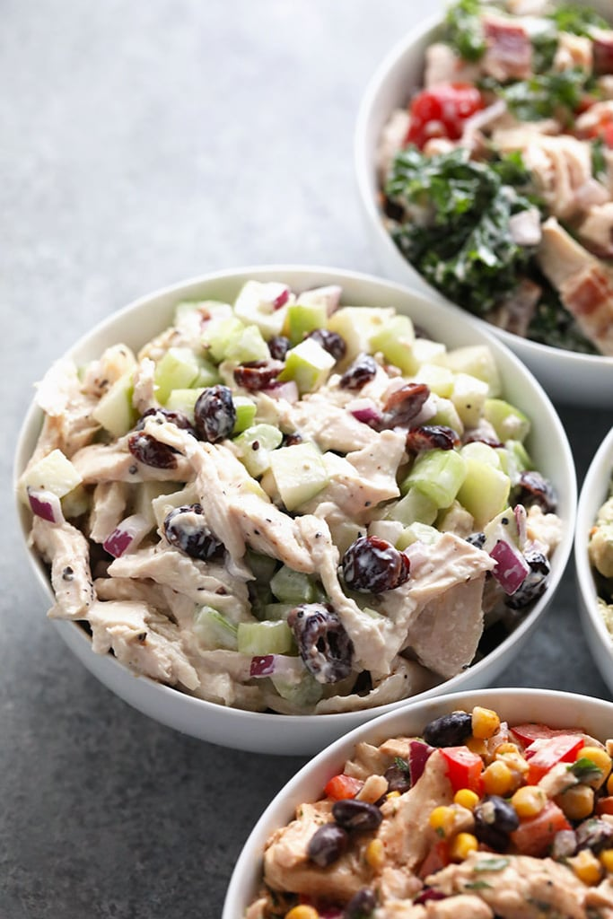 It Takes Less Time to Make These Low-Carb Lunches Than to Get Delivery, So No Excuses