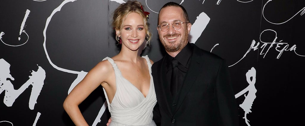 4 Men Jennifer Lawrence Graciously Allowed Into Her Heart