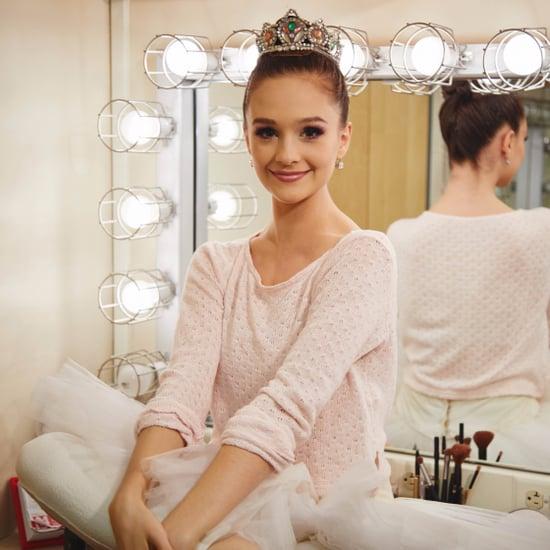 How to Do Ballet Stage Makeup | Nutcracker Sugarplum Fairy