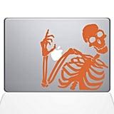 Skeleton Waves Hi Macbook Decal ($13)