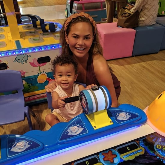 Chrissy Teigen and John Legend Pictures in Thailand 2019