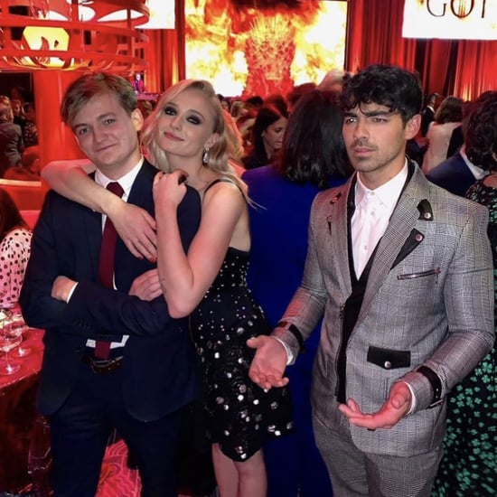 Sophie Turner, Jack Gleeson, and Joe Jonas Photo April 2019