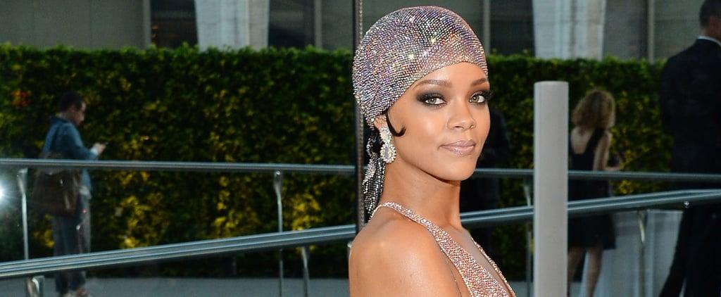 """Sexy"" and ""Perfect"" Rihanna Was a Hot Topic at the CFDA Awards"