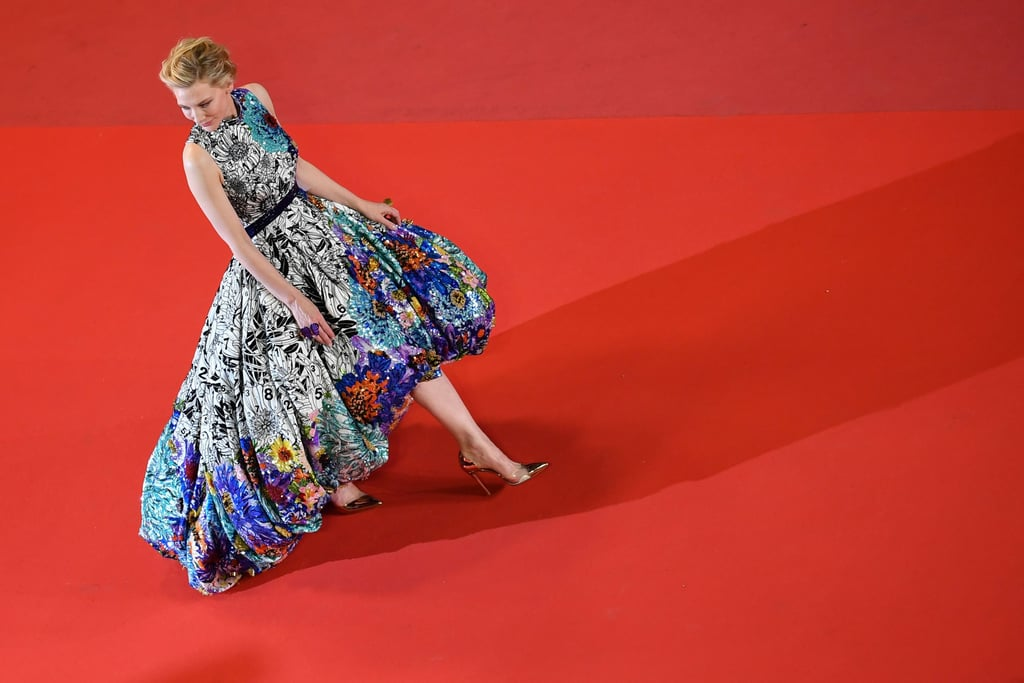 Cate Blanchett Dresses at the Cannes Film Festival 2018
