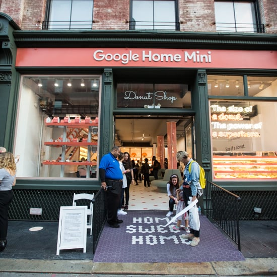 Google Home Mini Doughnut Shop Giveaway October 2017