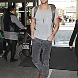 Ryan Gosling at LAX.