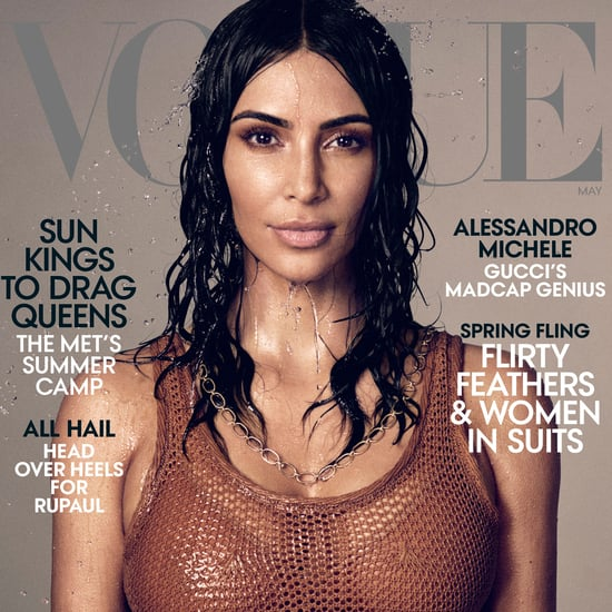 Kim Kardashian's Quotes About Studying Law in Vogue 2019