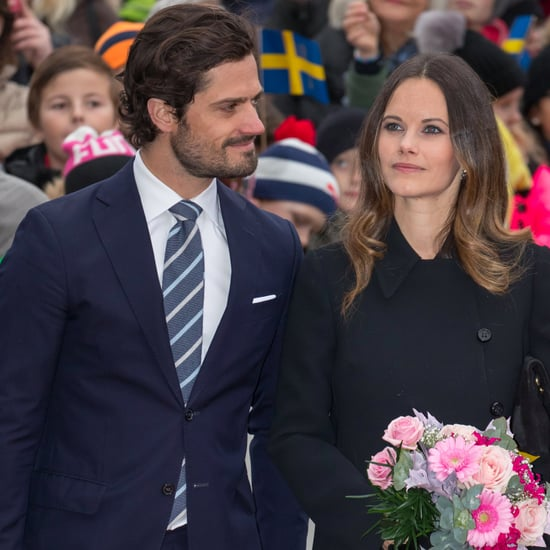 Prince Carl Philip and Princess Sofia in Varmland 2016