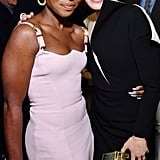 Cynthia Erivo and Renée Zellweger at the 23rd Annual Hollywood Film Awards