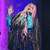 November: She Brought the House Down at the MTV EMAs in London