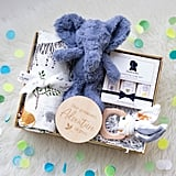 Give Lovely Safari Snuggles Gift Box