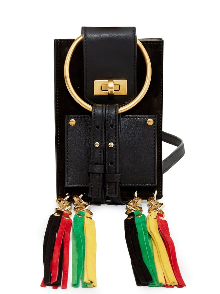 Chloé Jane Mini Leather Crossbody Bag ($940)