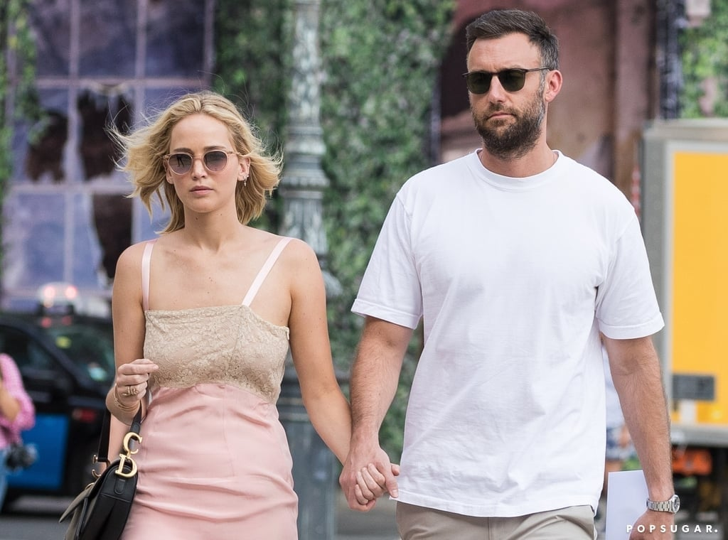 """Ready to Say """"I Do!"""" Get Every Detail on Jennifer Lawrence and Cooke Maroney's Wedding"""