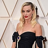 Margot Robbie's Vintage Chanel Dress at the Oscars 2020