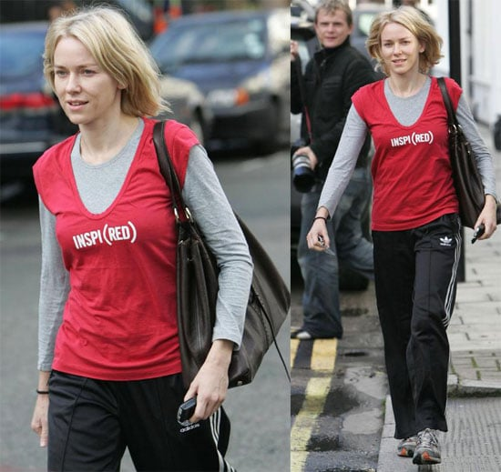 Naomi Watts is Inspi(red)
