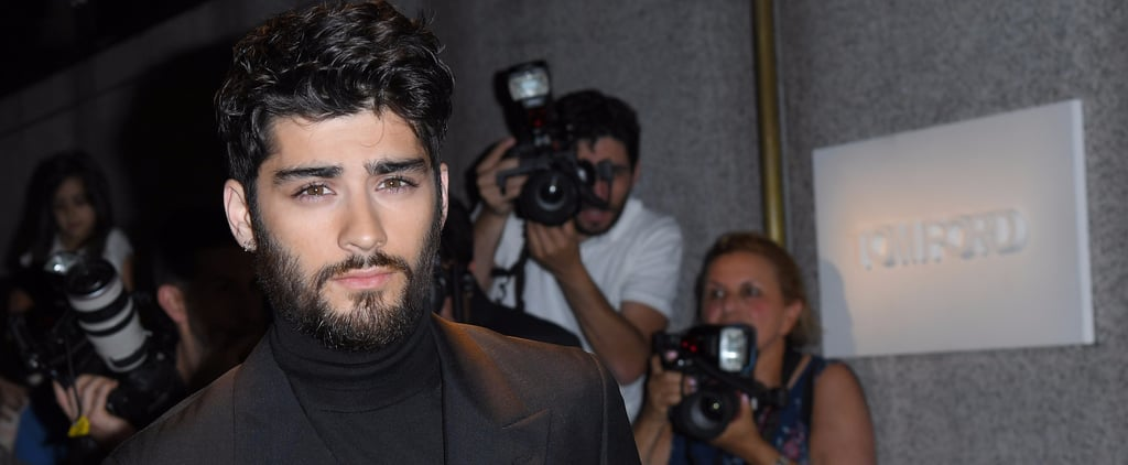 Zayn Malik Discusses Not Eating For Days and Anxiety in His New Book