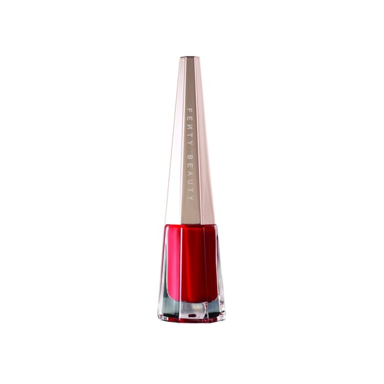Fenty Lip Stunna and MAC Charlotte Olympia Nail Lacquer