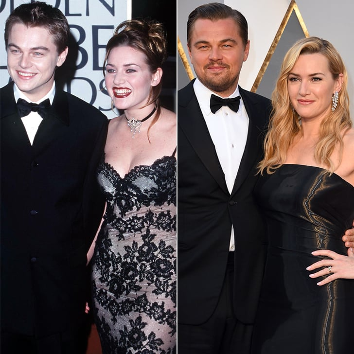 Leonardo DiCaprio and Kate Winslet Then and Now | Pictures