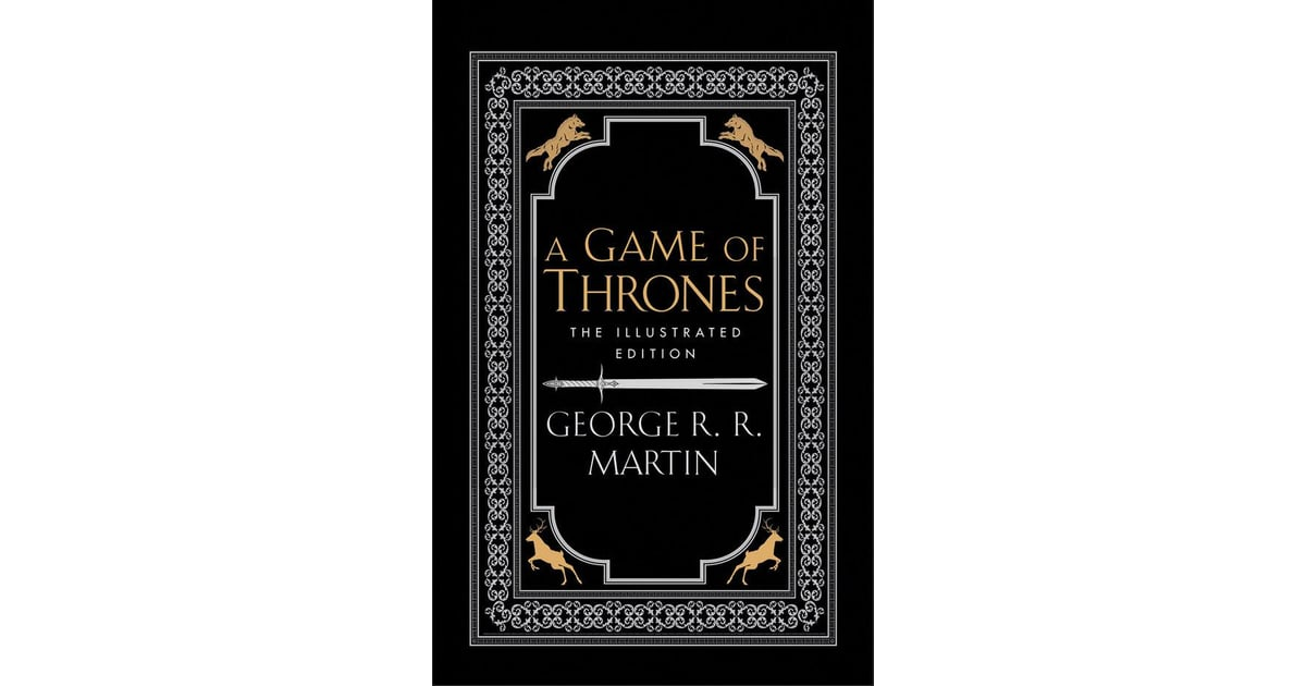 A game of thrones the 20th anniversary illustrated edition for Game of thrones christmas gifts 2016