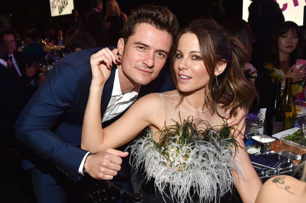 Pictured: Orlando Bloom and Kate Beckinsale