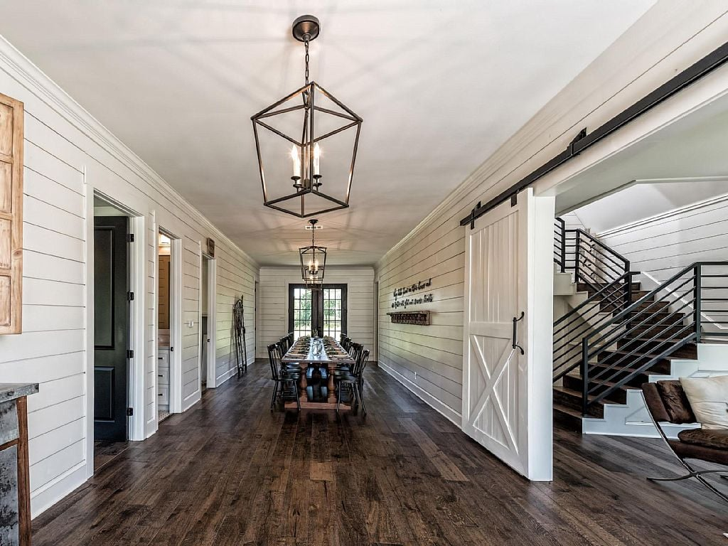 You Can Own the Famous Fixer Upper Barndominium Home