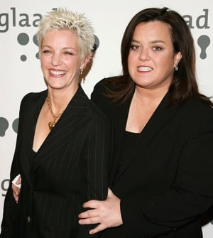 Say What? Rosie Thinks Same-Sex Divorce Is Different