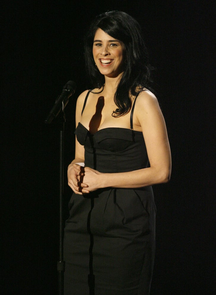 sarah silverman 2007 mtv movie awards hosts over the