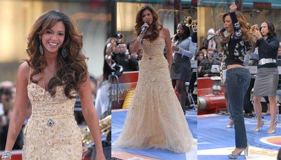 Beyonce Says No Jennifer Hudson Feud